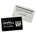 Plastic Cards (20PT PVC Credit Card Size)