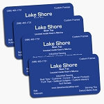 Business Cards - Rounded corners