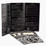 Full Color 11x17 Brochures 80# Gloss