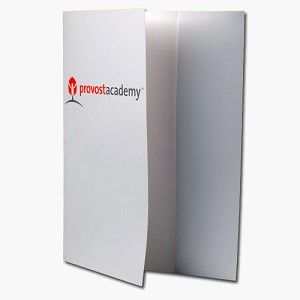 9x12 Presentation Single Pocket Folder